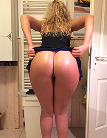 MILFs with BIG ASS | Sexy Mom Ass